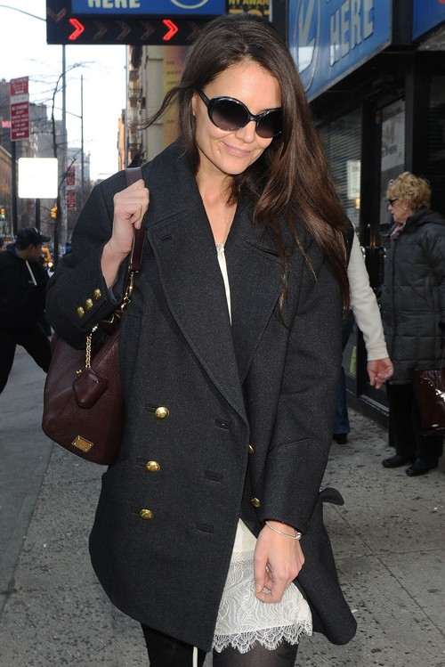 Report: Katie Holmes' Changing Careers and Headed To Law School
