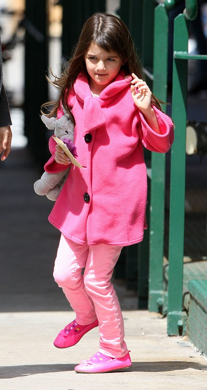 Suri Cruise Launching A Fashion Line &#8211; Would You Buy?