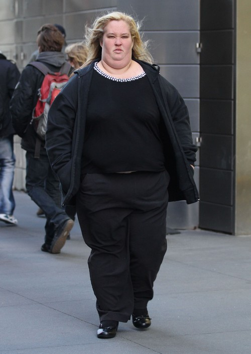 Honey Boo Boo Hits The Streets Of New York