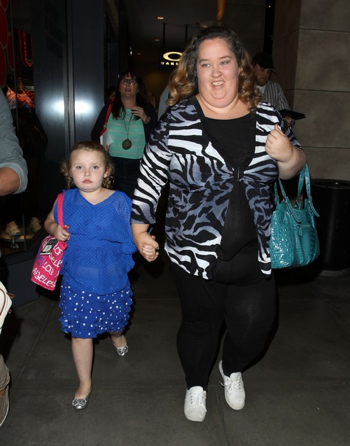 Honey Boo Boo's Mama June Shannon Reveals Her Daughter's Retiring From Pageant World!