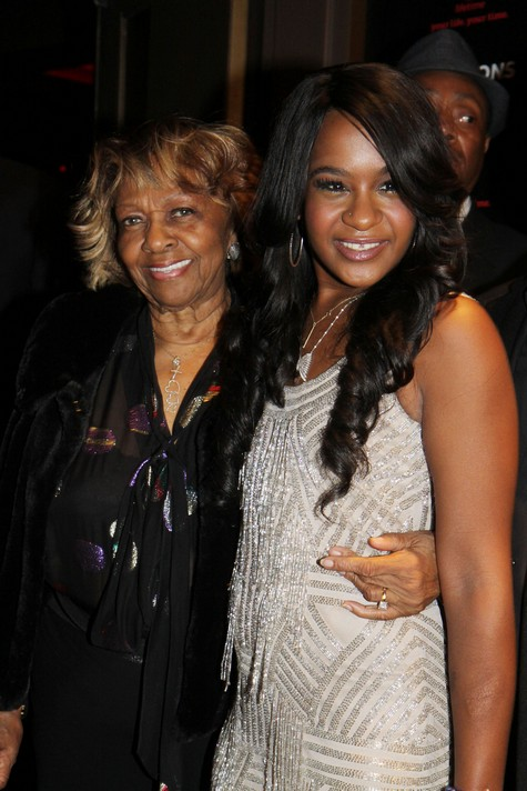 Bobbi Kristina Browns Inheritance Fight Is Over  Cissy Houston Folds Her Cards