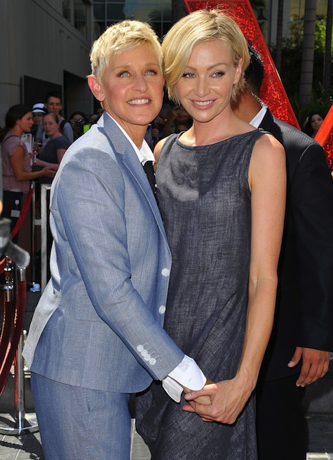 Ellen DeGeneres' Success Is Destroying Her Marriage To Portia de Rossi