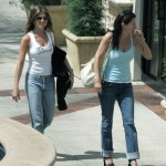 Jennifer Aniston Takes Public Shots At Courteney Cox's Plastic Surgery and Injections