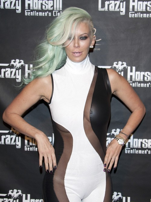 Jenna Jameson Arrested For Battery!