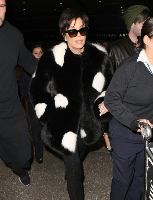 Kris Jenner Miffed Over Bruce Jenner's Docuseries