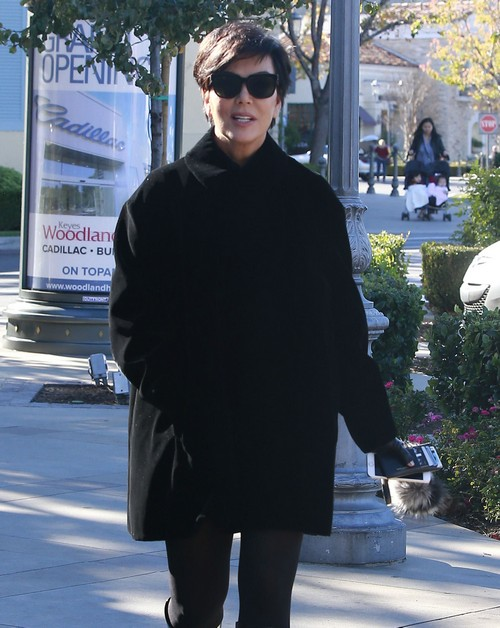 Kris Jenner Calls Bruce Photoshopped Woman Picture 'Mean'
