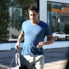 "Exclusive... ""Girls Gone Wild"" Creator Joe Francis Shops Away In West Hollywood"
