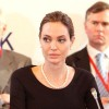 Angelina Jolie Attends G8 Summit