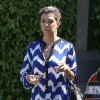Kim, Khloe & Kourtney Kardashian Visit Their Mom's Office
