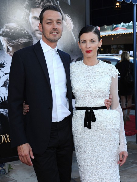 Rupert Sander's Wife Liberty Ross Not Wearing Wedding Ring Anymore