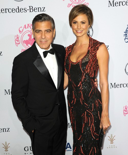George Clooney Set To Marry Stacy Keibler