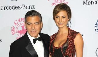 George Clooney Dumped Stacy Keibler By Phone, Told Her To Move Out Of His House
