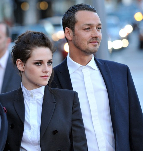 Kristen Stewart Is Back With Rupert Sanders - Report