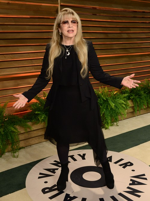 Stevie Nicks Does NOT Want Lindsay Lohan To Play Her In A Movie