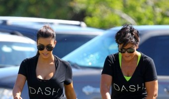 WHAT!?!  Kim Karadshian Says Mom Kris Jenner Is Her Role Model