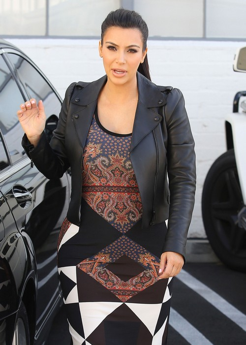 Kim Kardashian Suffers From Severe Stomach Pain — Did She Lose The Baby?