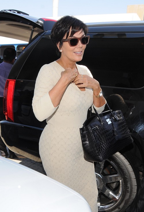 Kris Jenner Cookbook Poised To Be Flop - Report