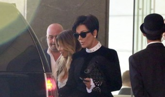 Kris Jenner Bans Access Hollywood From Kim Kardashian's Birthday Party