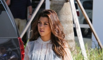 Kourtney Kardashian Avoids Reggie Bush Like the Plague in Miami