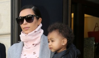 Kim Kardashian Claims She Never Abandoned North West In Hotel