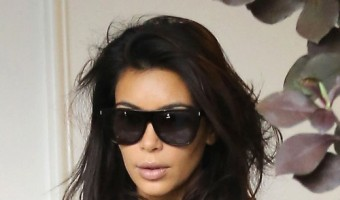 Kim Kardashian Admits She And Kanye West Trying For Second Baby