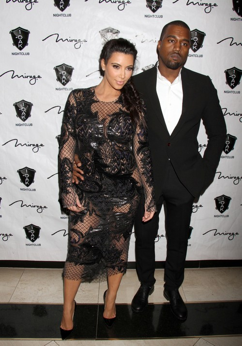Kim Kardashian Says NO Reality TV For Her Baby