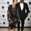 Kim Kardashian Hosts The New Year&#039;s Eve Countdown At 1 OAK Nightclub