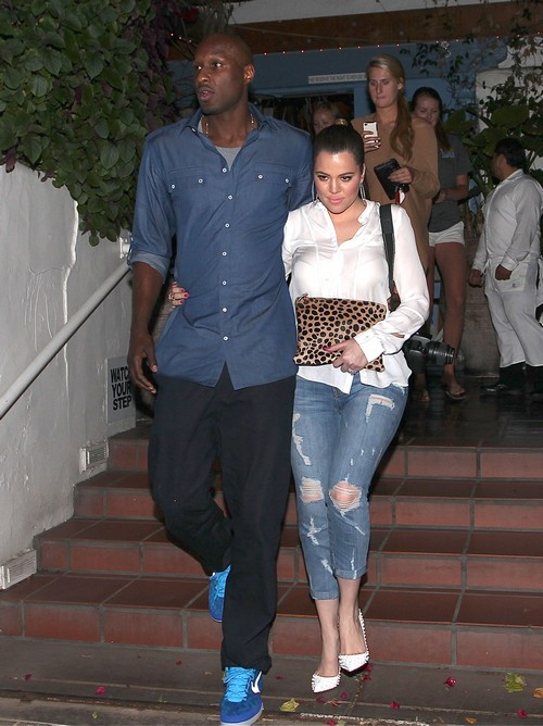 Khloe Kardashian Dumping Lamar Odom Because Of Cocaine Addiction And Cheating