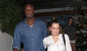 Khloe Kardashian And Lamar Odom Back Together, Just For Show