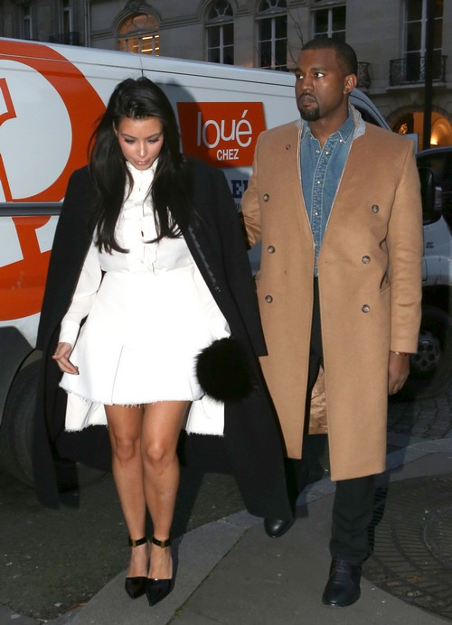 Report: Kim Kardashian and Kanye West Are Getting Married 