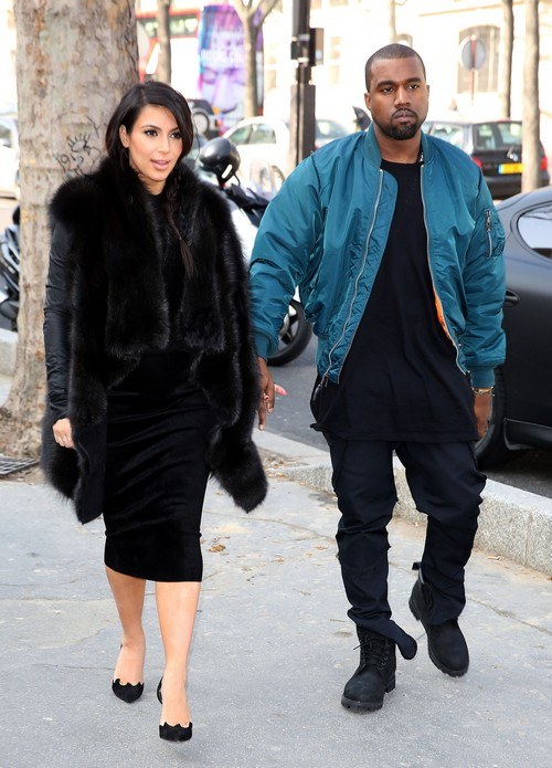 Kim Kardashian Has A Commitment Ceremony With Kanye West