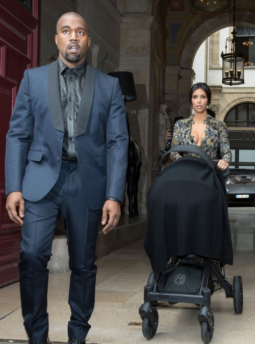 Kanye West Dumps Kim Kardashian: Sells House and Moves To Paris