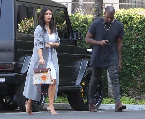 Kim Kardashian And Kanye West Fight Over Christmas Plans