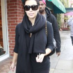 Kim Kardashian Scared Baby Will Turn Out Like Her, Refuses Baby Reality TV Show
