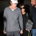 Kris Jenner Secret Illness – Gets Blood Test At Hospital And Bruce Jenner Tags Along For Support