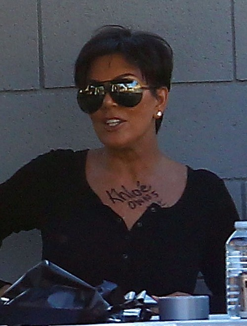 Kris Jenner Was A Monster Mom: Made Khloe Kardashian Exercise At 4