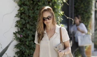 Report: Minka Kelly Underaged Sex Tape Being Shopped
