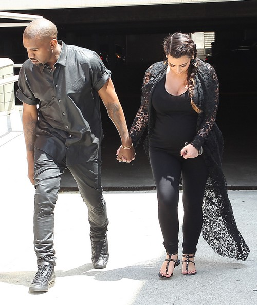 Kanye West Talks Kim Kardashian Relationship, Privacy, And Fatherhood