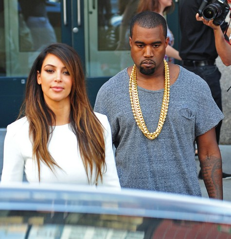 Kim Kardashian Wants To Marry Kanye West On An Island