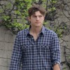 Semi-Exclusive... Ashton Kutcher Meets With Friends In Hollywood