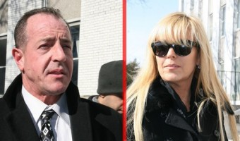 Michael Lohan & Dina Lohan Go Head To Head In Court!