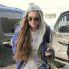 Lindsay Lohan Thinks Tom Brokaw Is A Bully