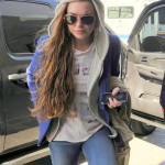 Lindsay Lohan Plans To Go Into Hiding To Stay Sober After Rehab Stint