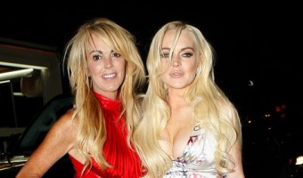 Lindsay Lohan Troubles Stem From Traumatic Childhood, Domestic Abuse, & Parent Drug Use