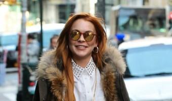 Lindsay Lohan Spent Oprah's $2 Million: Lindsay Broke Again