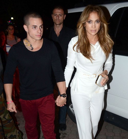 Casper Smart Wants Jennifer Lopez Pregnant ASAP!
