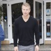 Sean Lowe Is Interviewed On &quot;Extra&quot;