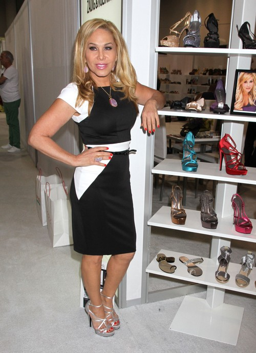 Celebs at the Magic Fashion and Apparel Trade Show