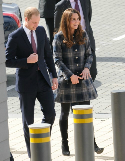Kate Middleton &#038; Prince William To Name Their Daughter Alexandria?