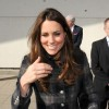 Prince William &amp; Kate Middleton Visit Emirates Arena